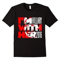 I'M WITH HER HILLARY 2016