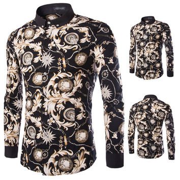 Men's New Print Shirt