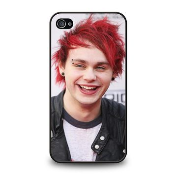 FIVE SECONDS OF SUMMER MICHAEL CLIFFORD 5SOS iPhone 4 / 4S Case Cover