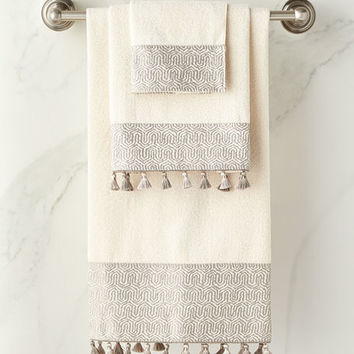 Avanti Linens Bancroft Bath Towel and Matching Items