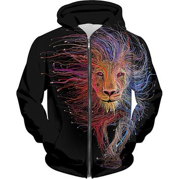 Lion Heart Tapestry