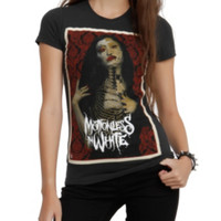 Motionless In White Skeleton Girls T-Shirt