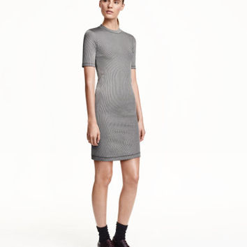 H&M Ribbed dress $59.99