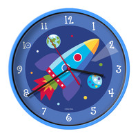 Olive Kids Out of this World Wall Clock - 623411