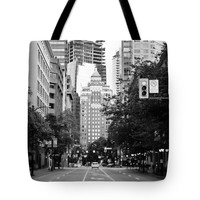 """Streets of Vancouver Tote Bag for Sale by Ivy Ho (18"""" x 18"""")"""