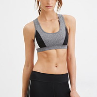 Medium Impact- Colorblock Sports Bra