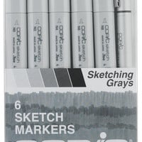 Copic Sketch Marker Sets - BLICK art materials
