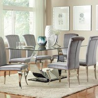 Coaster Furniture MANESSIER  107051 Dining Table