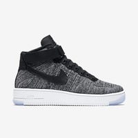 The Nike Air Force 1 Ultra Flyknit Women's Shoe.