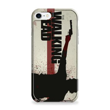 The Walking dead Siluoet iPhone 6 | iPhone 6S Case