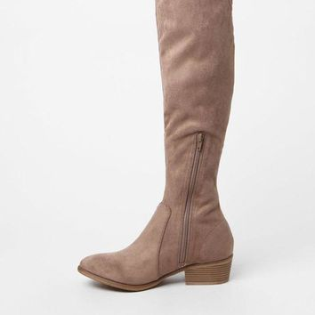 DCCKYB5 Mia Over-The-Knee Boots