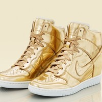 Shine On With the Nike Metallic Collection