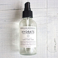Hydrate Facial Toner. Normal to Dry Skin. – Herbivore Botanicals