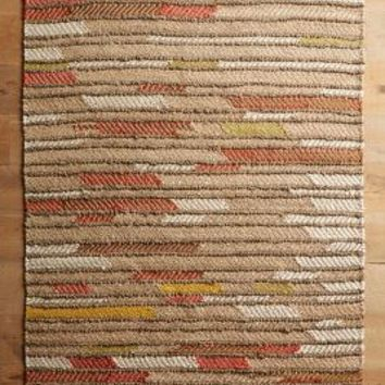 Horizon Lines Rug by Anthropologie