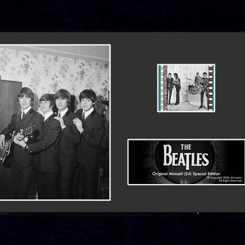 The Beatles (S4) Minicell Film Cell - Special Edition