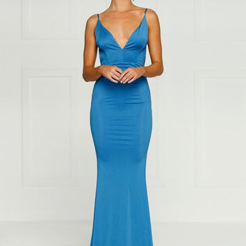 Penelope Gown- TEAL