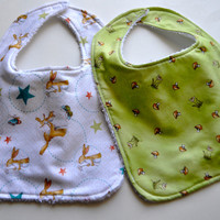 Guess How Much I Love you baby bib, Guess How Much I Love You Nursery, Baby bibs from Children's literature, baby boy bibs, baby girl bibs