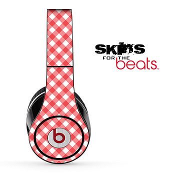 Picnic Pattern Skin for the Beats by Dre Solo, Studio, Wireless, Pro or Mixr