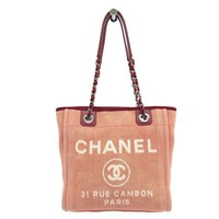 Chanel Deauville PM A66939 Women's Tote Bag BF309312
