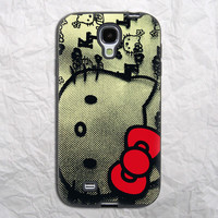 Hello Kitty Samsung Galaxy S4 Case