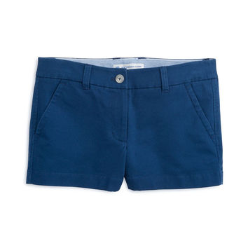 """3"""" Leah Short in Nautical Navy by Southern Tide"""