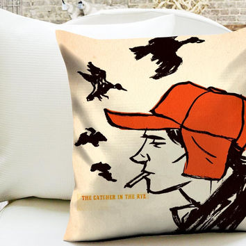 Catcher in the rye Pillow Cases
