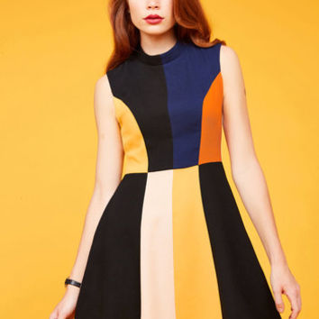 Mod Squad Goals Dress