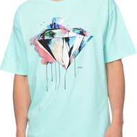 Diamond Supply Co I Art You Mint Tee Shirt