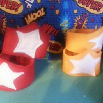 Super Hero Cuffs