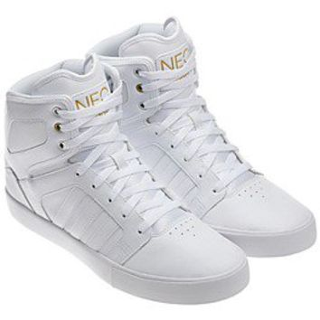 adidas BBNEO Hi Top Shoes | Shop Adidas