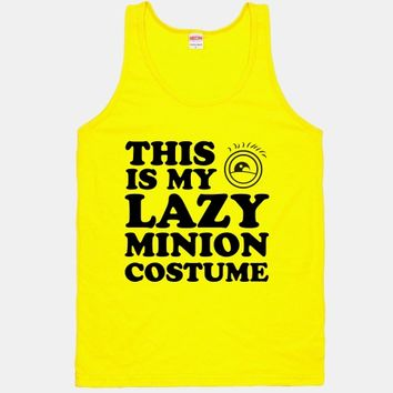 This is My Lazy Minion Costume