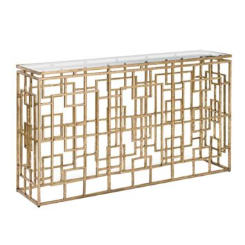 Regina Andrew Grill Rectangle Console Table