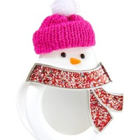 Scentportable Holder Knit Hat Snowman