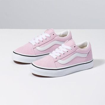 Vans Y Old Skool-Lilac Snow