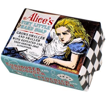 Alice's Tiny Hand Soap
