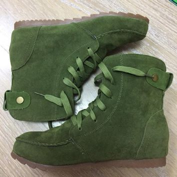 Women's Casual Cotton Boots