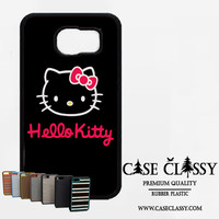 hello kitty dark Samsung Galaxy S6 Edge Plus Case CaseClassy