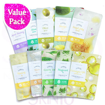[ Value Pack ]  Etude House I Need You Mask Sheet x 10pcs