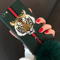 Gucci  phone case shell  for iphone 6/6s,iphone 6p/6splus,iphone 7/8,iphone 7p/8plus