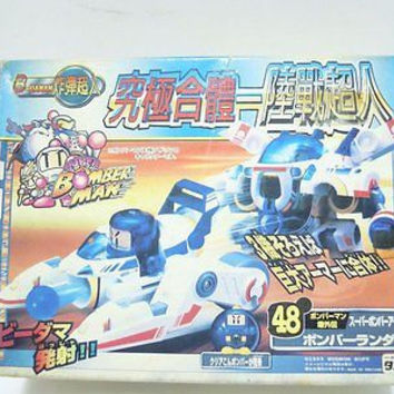 Takara 1995 Super Battle B-Daman Bomberman Bomber Roader 48 Model Kit Figure