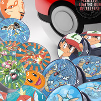 Limited Run - Pokemon - Image Plugs