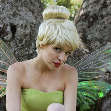 Tinkerbell Adult Costume Wig A True by littlepennylane on Etsy  sc 1 st  wanelo.co & Best Adult Tinkerbell Costume Etsy Products on Wanelo