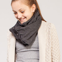 Village Chill Scarf*Herringbone | ivivva