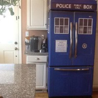 This Doctor Who Fridge Should Live In All Homes