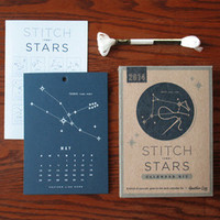 Heather Lins Home — 2014 Stitch the Stars Calendar Kit
