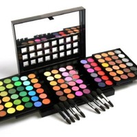 ACME Professional Cosmetics 96 Full Colors Makeup Artists Matte and Shimmer Eyeshadow Makeup Palette Set