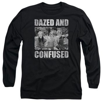 Dazed And Confused - Rock On Long Sleeve Adult 18/1