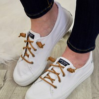 Sperry White Crest Vibe Sneaker