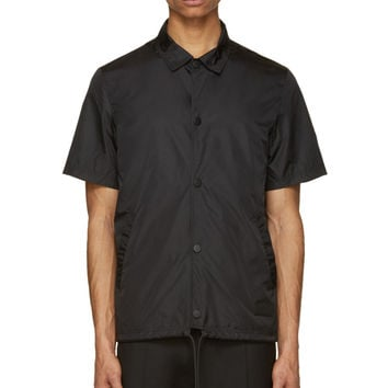 Acne Studios Black Stacy Face Shirt