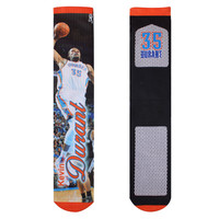 Kevin Durant Golden State Warriors All Over Print Custom Printed High Long Cotton Socks